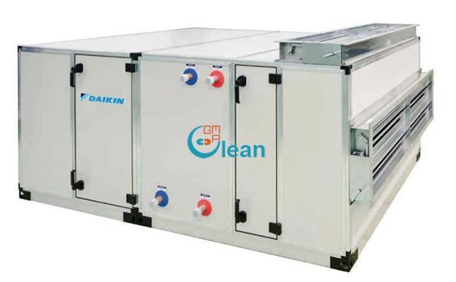 AHU Daikin, AHU - Bộ xử lý không khí