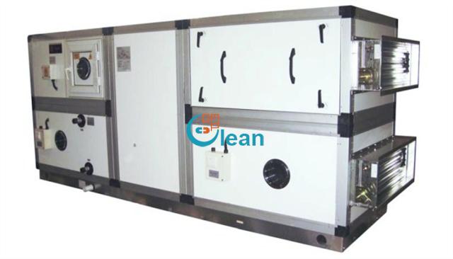 Bộ xử lý không khí AHU Trane