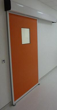 Cửa trượt PU, sliding doors