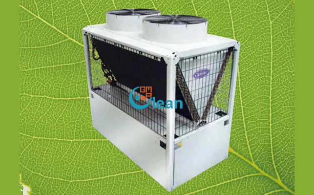 Carrier scroll chiller 1