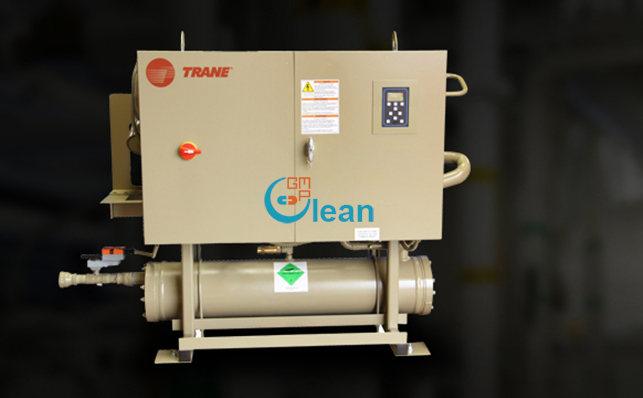 Chiller-Trane-xoan-oc-giai-nhiet-nuoc-trane-chiller-Trane scroll water colling water Chiller (3)