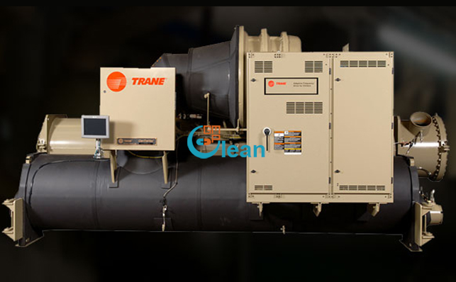 Trane Certification water colled chiller
