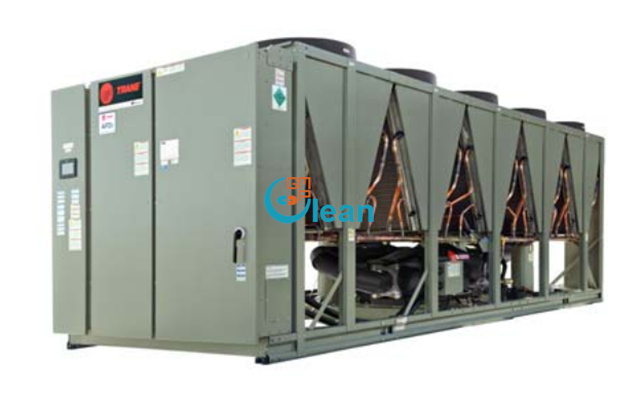 Trane Screw air cooled chiller 1