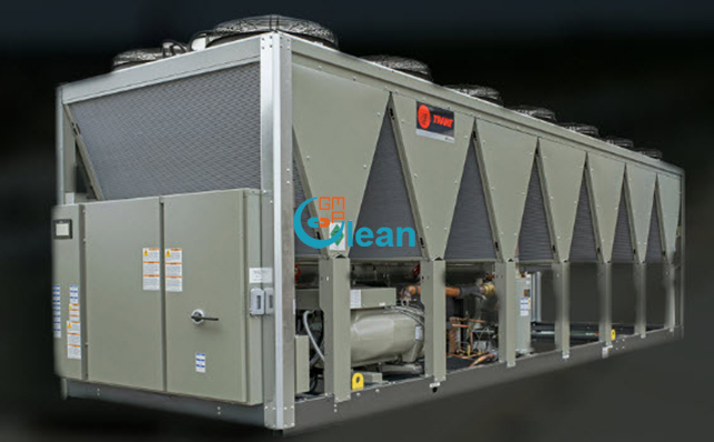 Trane Screw air cooled chiller 3