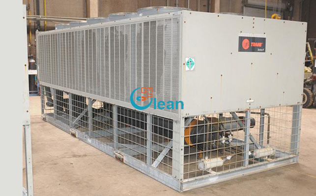 Trane Screw air cooled chiller 4