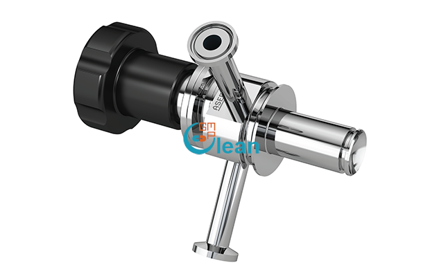 Van lấy mẫu, Sanitary Threaded Sample Valve