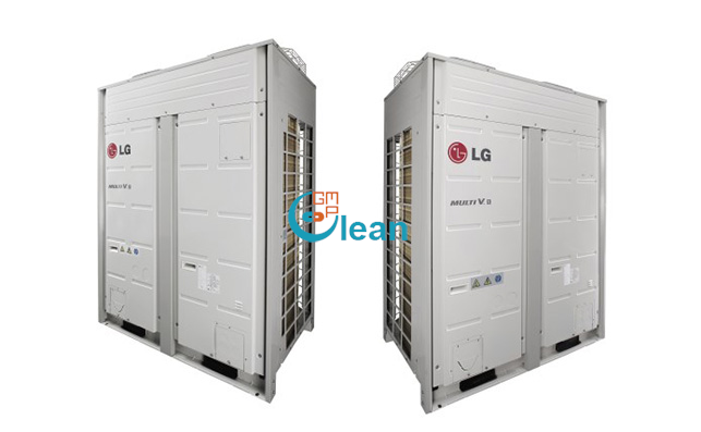 Hệ VRV LG, hệ thống VRV LG